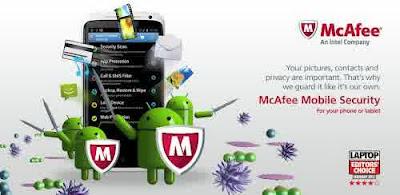 McAfee Free Antivirus & Security 2016 Apk