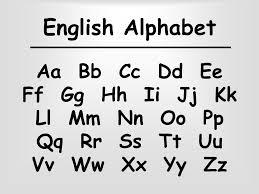 الحروف الانجليزيه كامله بالعربي - الحروف الانجليزية ونطقها