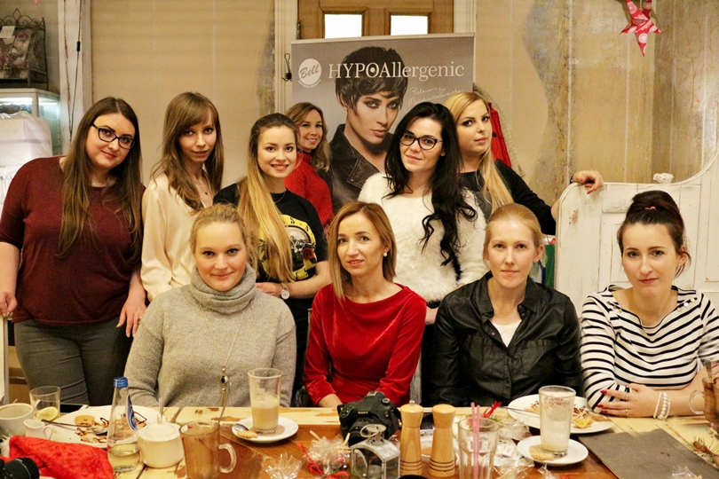 spotkanie blogerek, poznan, fashion, kawiarnia, ptasie radio, juliette capuleti, stylowamisja, kamila ocieczek, magdalaperle, mikołaj, wigilia, TESTOLAND.PL  BISPOL COLOR CLUB DUAFE MASŁO SHEA RESIBO TEEKANNE MANUFAKTURA CZEKOLADY REVITOL OTIEN RENOVITAL AQUA COSMETICS IWOSTIN ISOMAR SOTIN BLANX MARY KAY INDIGO BIELENDA WAX PILOMAX SAYEN JANDA EVELINE FREEDOM DAFI SHEFOOT, OILLAN0 BELL HYPO ALLERGENIC STENDERS GOLDEN ROSE