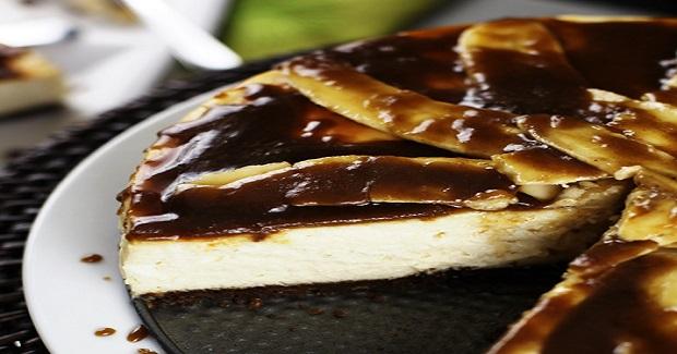 Bananas Foster Cheesecake Recipe