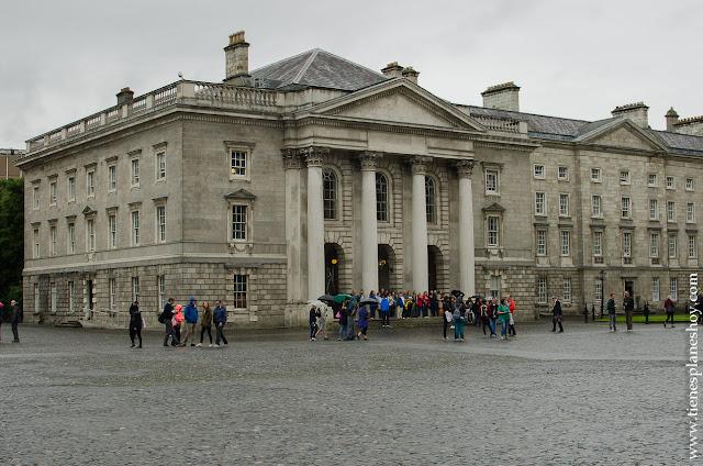 Trinity College Dublin Irlanda