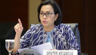 Menteri Keungangan Rezim Jokowi