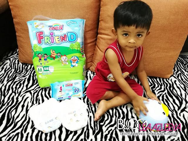 Pampers Goo.N Pilihan Terbaik Untuk Anak