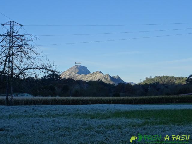 Ruta Cerro de Llabres: Benzúa desde Lledías