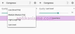 Cara mengompres foto di android menggunakan photo compress