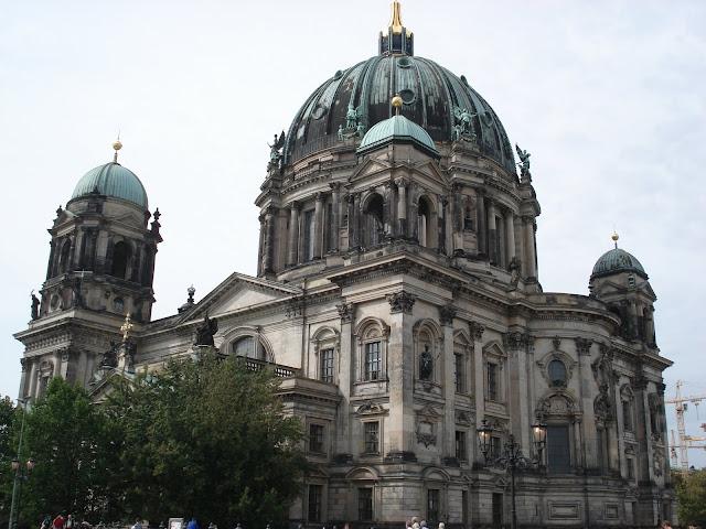 Berliner Dom, Berlim.