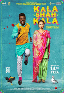 Kala Shah Kala (2019) Punjabi Movie Pre-DVDRip
