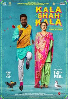 Kala Shah Kala (2019) Punjabi Movie Pre-DVDRip | 720p | 480p