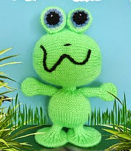 http://www.ravelry.com/patterns/library/fink-the-frog-monster
