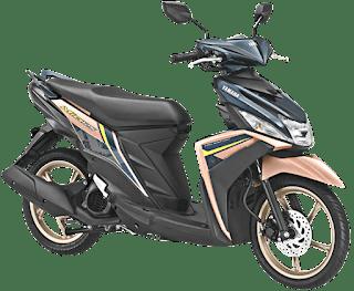 Price List motor Yamaha Mio AKS SSS Terbaru - Harga Kredit Motor Yamaha Mio