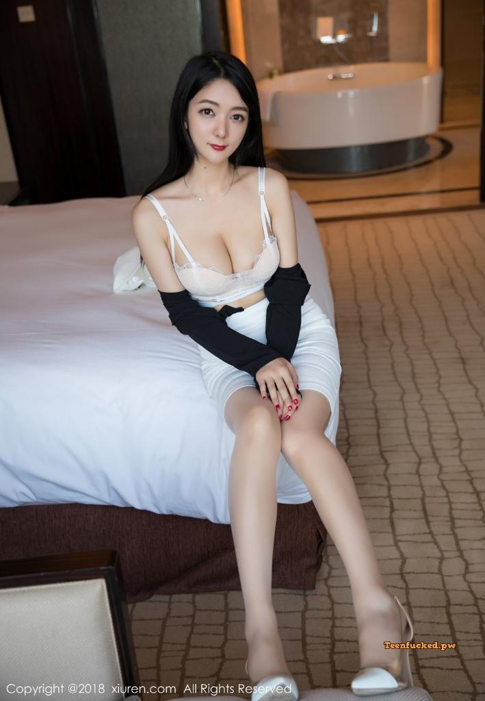XIUREN No.1209 Xiao Reba Angela MrCong.com 042 wm - XIUREN No.1209: Người mẫu Xiao Reba (Angela小热巴) (52 ảnh)