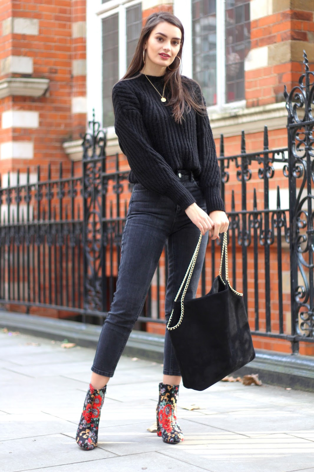autumn personal style blogger london peexo