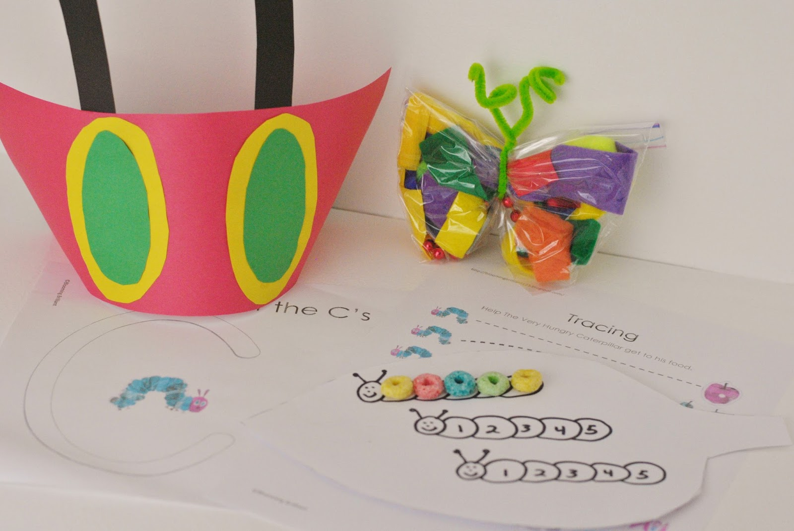 Life With 4 Boys The Very Hungry Caterpillar Lesson Plan