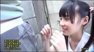หนุ่มวัยรุ่นหัดเย็ดแฟนสาว เอาควยถูหีน้ำเงี่ยนเยิ้ม หนังavญี่ปุ่นฟินๆ