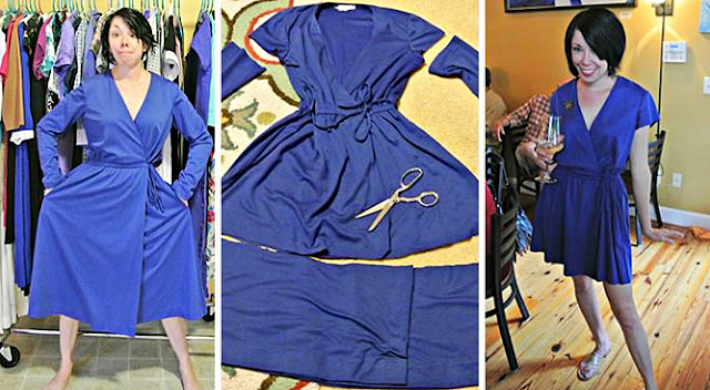 Inspirasi Tips Membuat Baju Lama Terlihat Seperti Baru Kembali