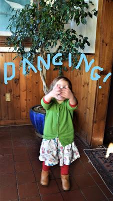 Josie Dances -- Bob Eats