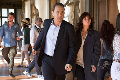 Inferno, Tom Hanks, Felicity Jones