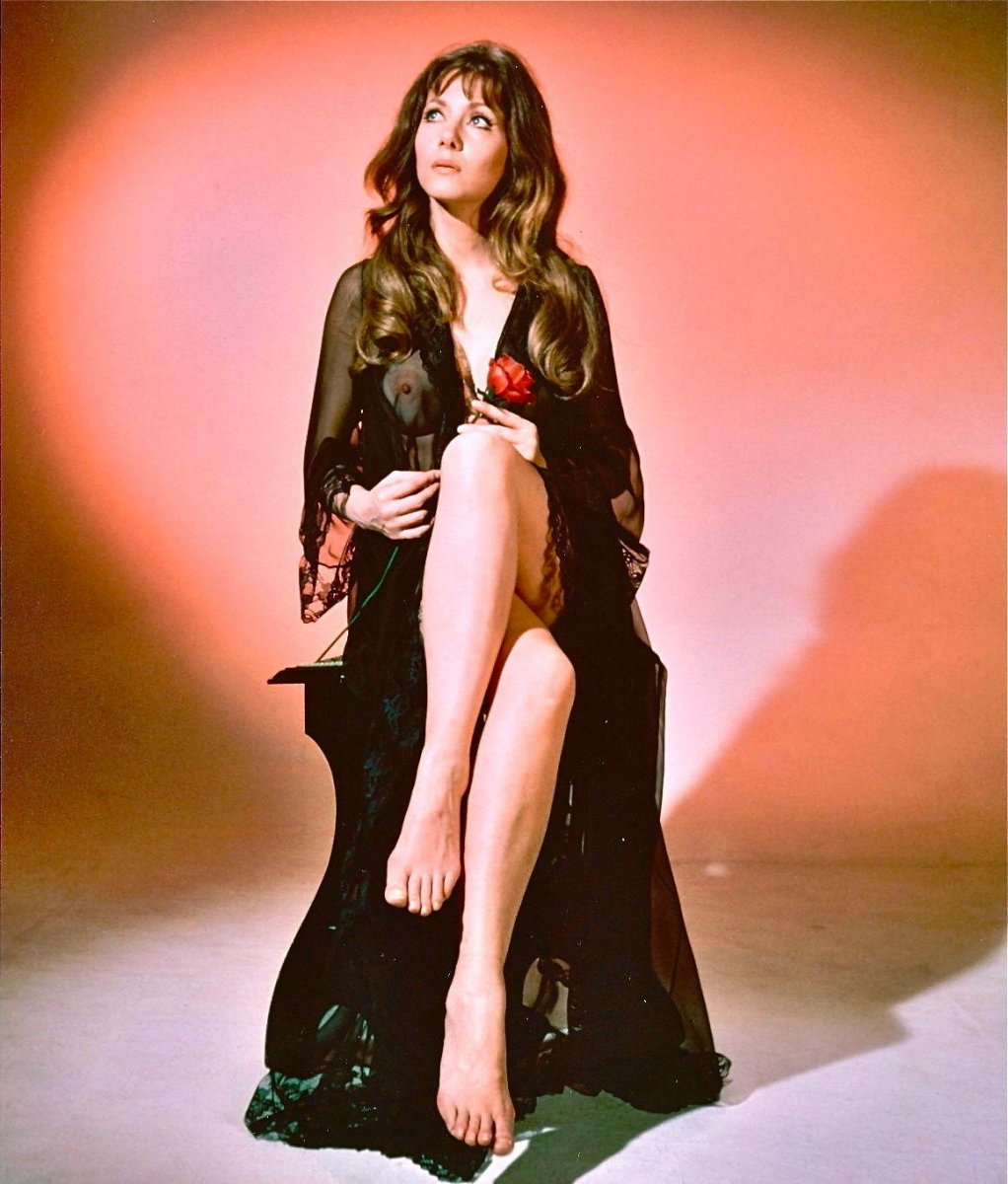 Ingrid Pitt in 'The Vampire Lovers' (1970)