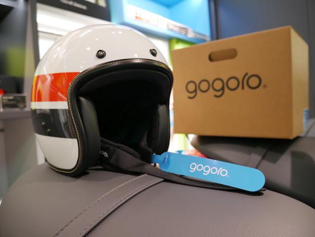 Gogoro 安全帽 SOL AO-1