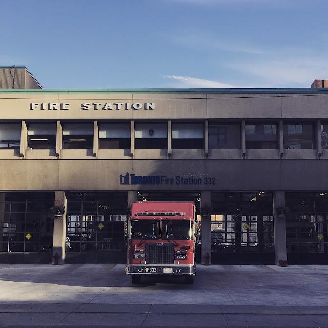 canada fire truck