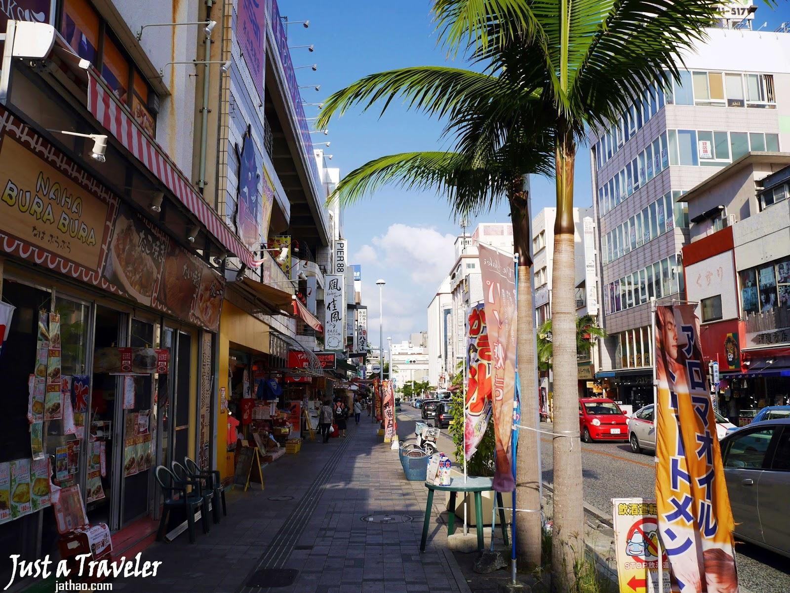 沖繩-景點-推薦-國際通-那霸-逛街-購物-自由行-旅遊-Okinawa-attraction-Kokusaidori-shopping-Naha-Toruist-destination