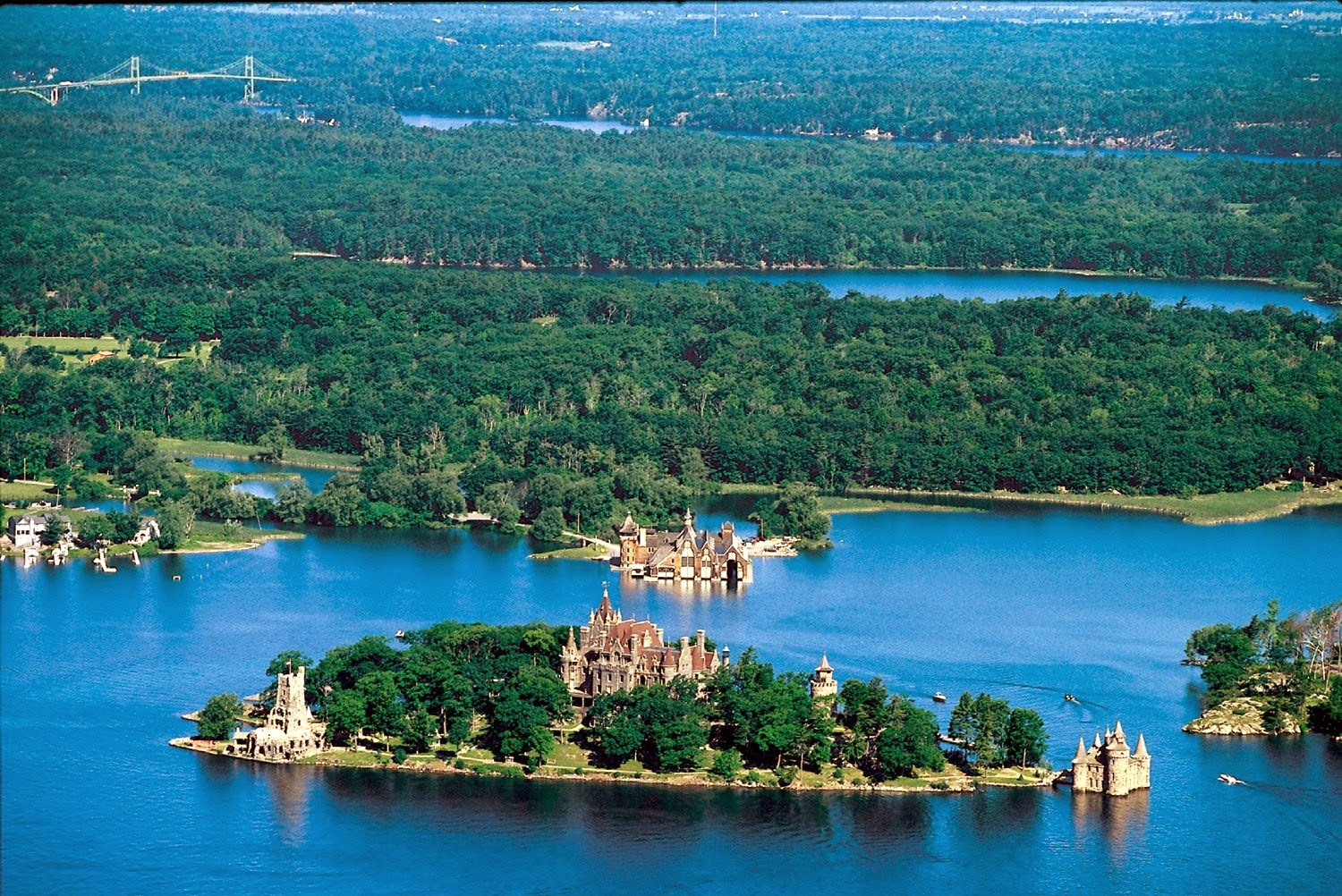 Image result for Thousand Islands nyc