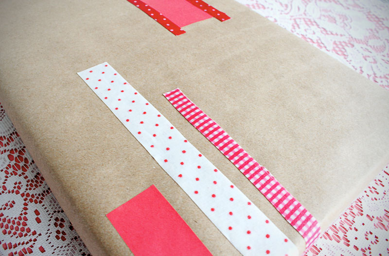 Wear The Canvas: Fabric Tape DIY