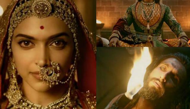 30 facts About Padmaavat Movie Dipika Ranveer