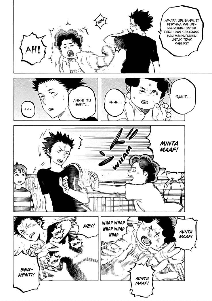 Koe no Katachi Chapter 36-15