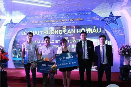 Giải thưởng mua nhà FLC Star Tower