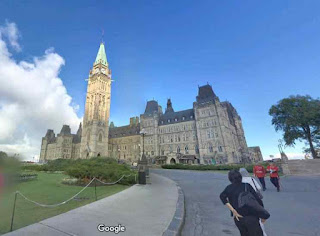 Parliament Hill (The Hill), is an area of Crown land in Ottawa