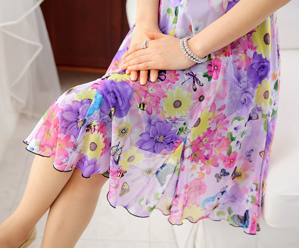 Middle-Agedolder Womens Fashion Clothing Apparel-6728