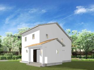 家庭用エアコン1台の全館空調の家 Green Flow System みのやの家