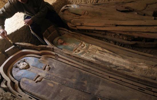LaporanPenelitian.com DNA Mumi Mesir Lebih Dekat dengan Neolitik Levant