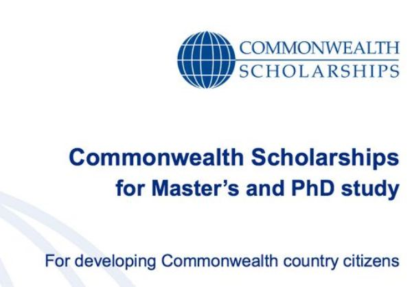 Fully Funded Commonwealth Scholarships 2019 to Study in UK