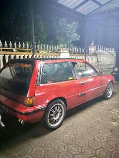 Dijual Honda Civic Sb3 1985 2 Pintu