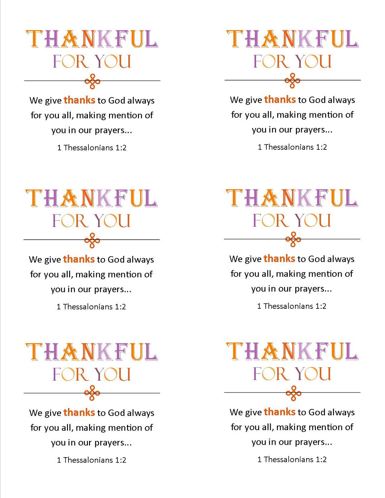 The Blogging Pastors Wife Thanksgiving Printables