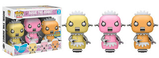 Pop! Animation: The Jetsons - Rosie the Robot 3-pack.