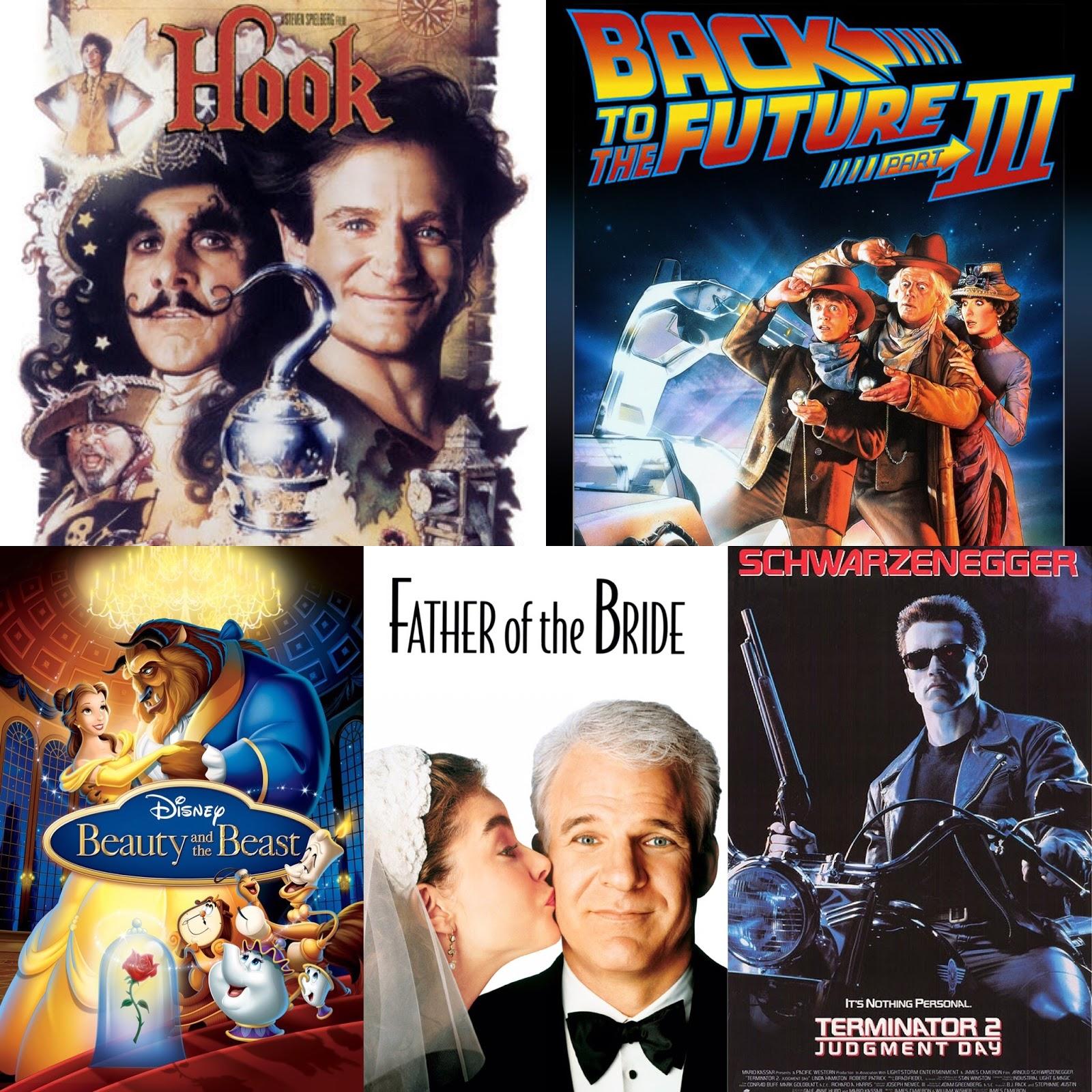 1990-1991 Movies