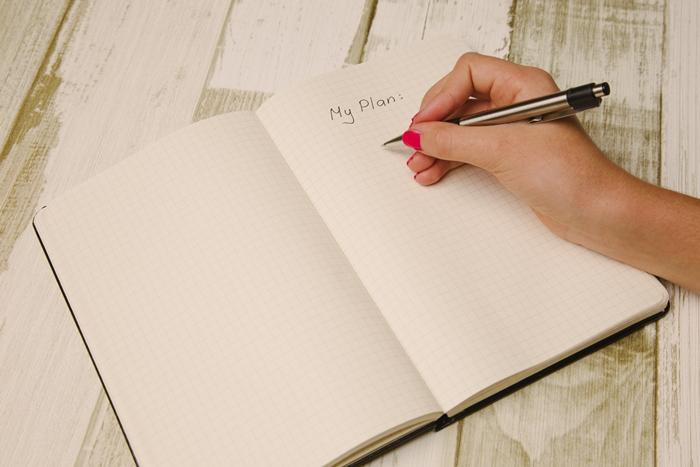 planejar metas