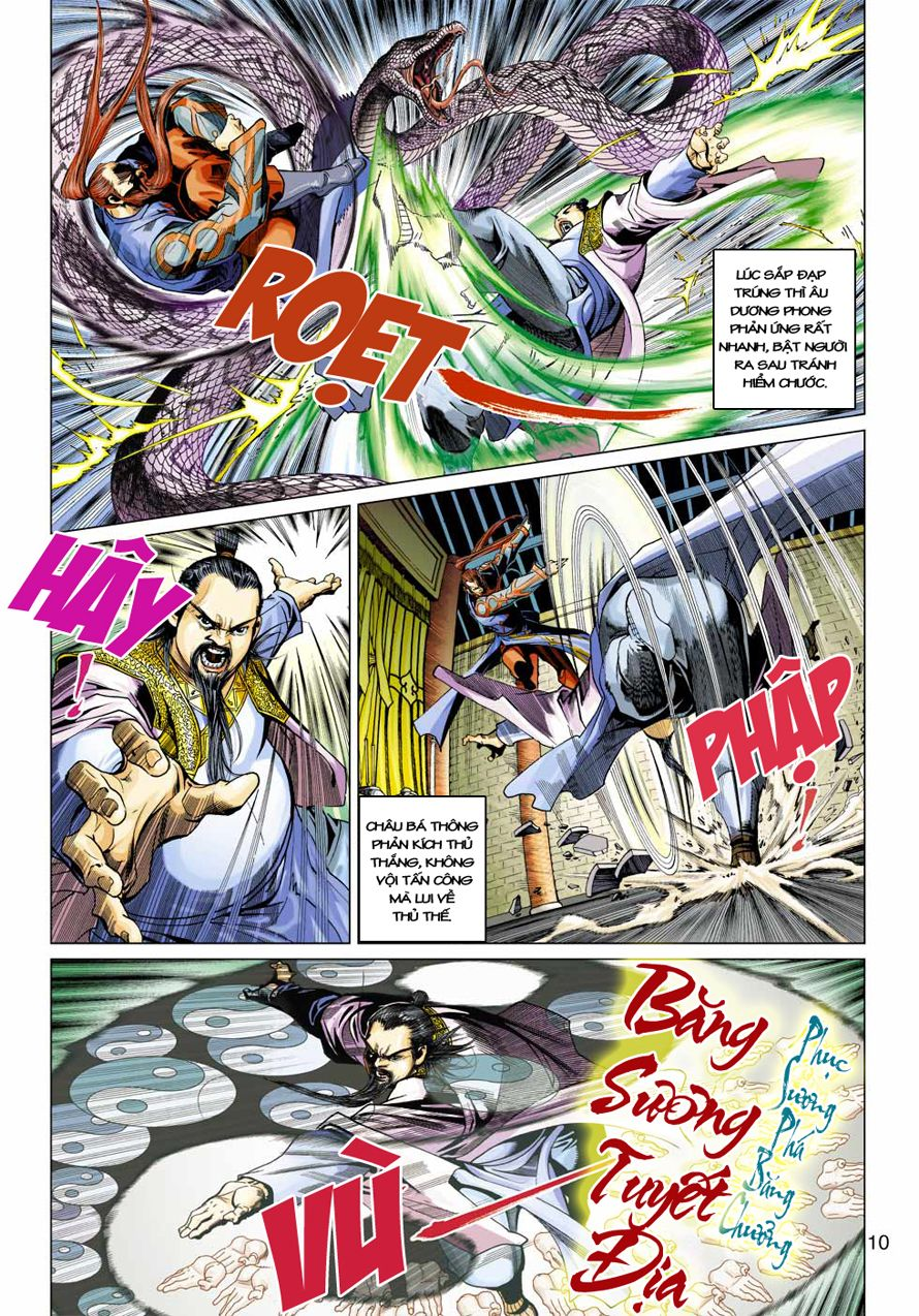 Anh Hùng Xạ Điêu anh hùng xạ đêu chap 41 trang 9