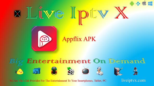 Appflix.v.1.1.3 Apk
