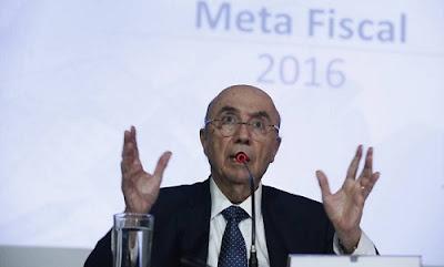 Ministro da Fazenda-Henrique Meirelles
