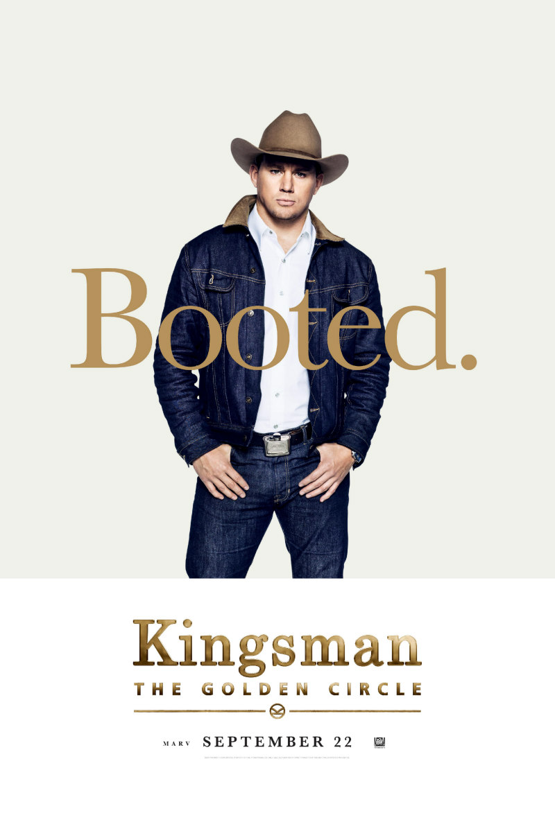 kingsman the golden circle channing tatum