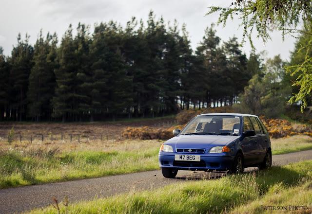 Subaru Justy II, niedrogie samochody z napędem na cztery koła