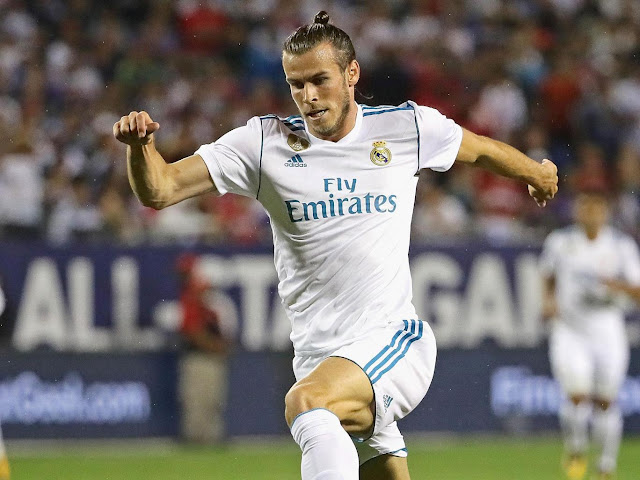 EPL: Mourinho convinces Bale to sign for Manchester United (See Deal Details)