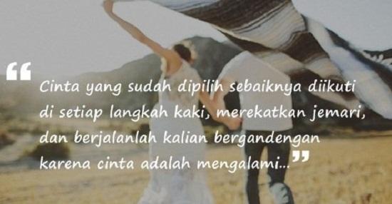 Quote Cinta Dewi Lestari