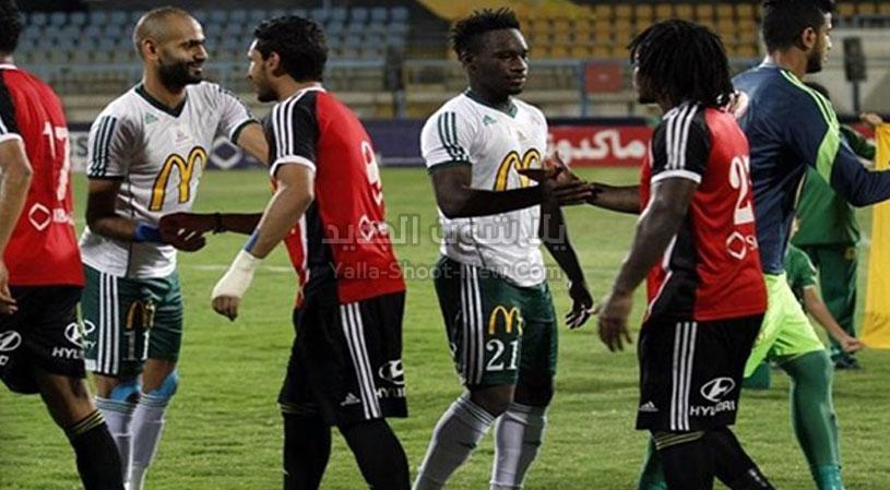 المصري يتغلب على طلائع الجيش بهدف وحيد في الاسبوع العاشر من الدوري المصري