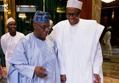 Buhari meets Obasanjo, Jonathan, others over insecurity today