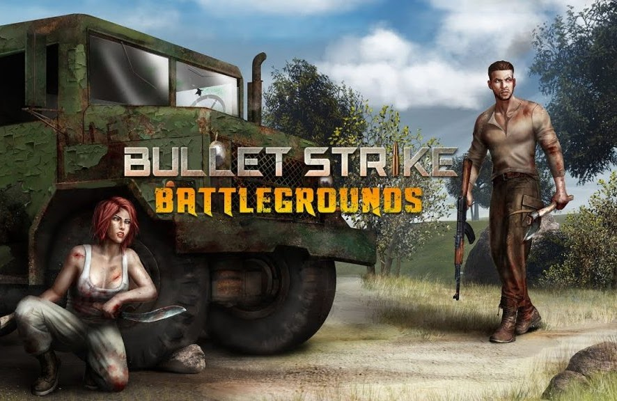 Bullet Strike Battlegrounds v0.3.2.17 APK Full